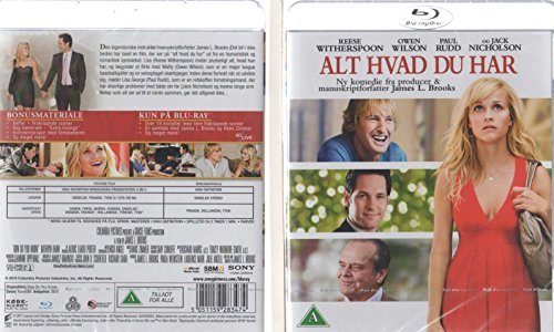 Nordic Blu-Ray Import - How Do You Know & This Is It - Region ABC