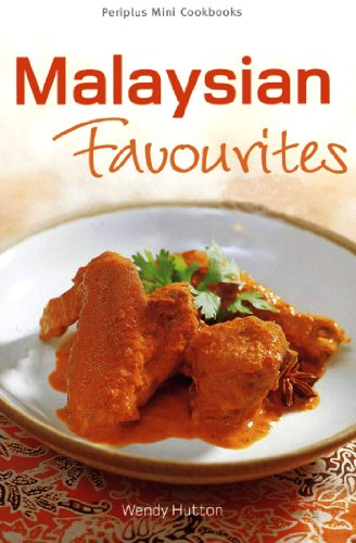 Amazon Mini Malysian Favourites Periplus Mini Cookbook Series