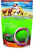 N-Bone 6-Pack Puppy Teething Ring, Pumpkin Flavor
