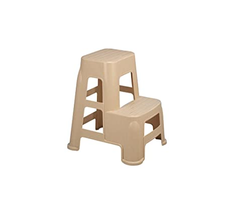 Enjoyable Home By Nilkamal Stool Beige Cjindustries Chair Design For Home Cjindustriesco