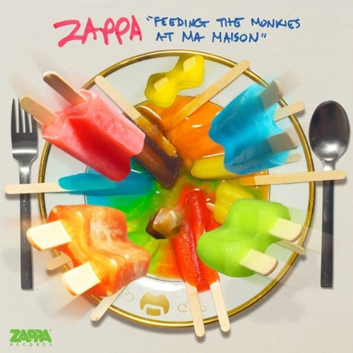 Feeding The Monkies At Ma Maison by Zappa Records