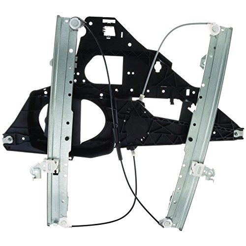 (New Window Regulator Front Drivers Side Left LH For 2003-2006 Ford Expedition & Lincoln Navigator 6L1Z-7823209-AA, 6L1Z7823209AA,)
