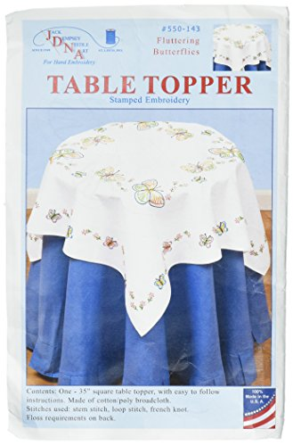Fluttering Butterflies Table (Butterflies Table Topper)