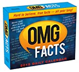 OMG Facts 2019 Boxed Daily Calendar, 6 x 5, (CB-0518)