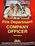 img - for Fire Department Company Officer: 3rd (Third) edition book / textbook / text book