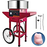 Happybuy Commercial Cotton Candy Machine with