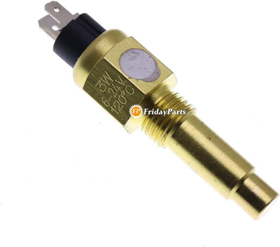 FridayParts Temperature Sensor Switch 323-803-001-008D 323803001008D for VDO Parts