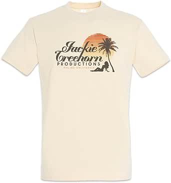 Urban Backwoods Jackie Treehorn Productions Camiseta De Hombre T-Shirt