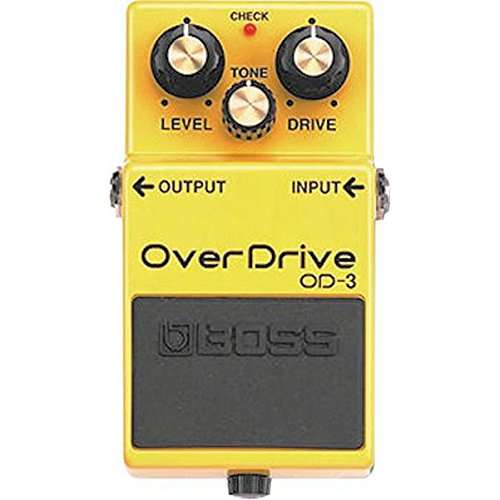 Boss OD-3 OverDrive by BOSS Audio