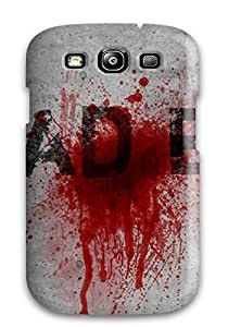 Galaxy Cover Case - Blood Protective Case Compatibel With Galaxy S3