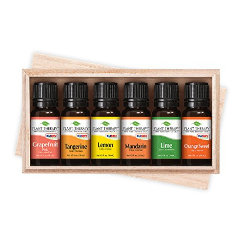Plant Therapy Essential Undiluted Oils