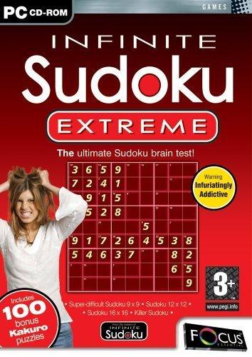 infinite sudoku exteme edition (PC) (UK) ()