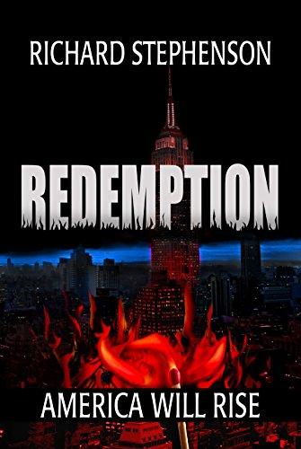 Redemption (New America-Book Three) by [Stephenson, Richard]