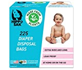 Hippo Sak Plant-Based Diaper Disposal Bags
