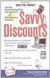 Savvy Discounts, Richard deGaris Doble, 0399529233