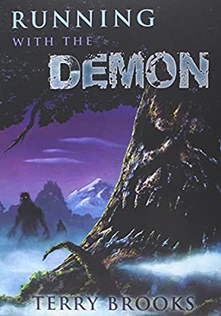 book cover of Running with the Demon