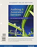 Auditing and Assurance Services, Student Value Edition Plus NEW MyAccountingLab with Pearson EText -- Access Card Package 15th Edition