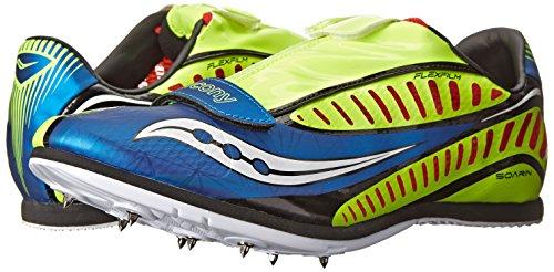 Pictures of Saucony Men's Soarin J Spike Track Shoe US 4