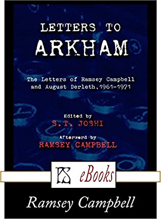 book cover of The Letters to Arkham