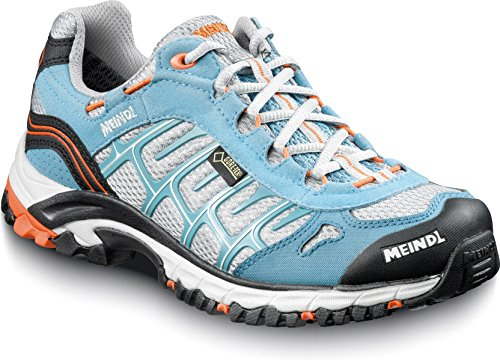 Scarpe Cuba Meindl Lady outdoor GTX Hellblau sportive donna Orange xPR1Bt