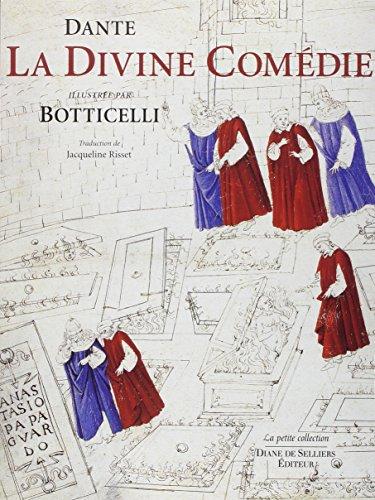 La Divine Comédie de Dante illustrée par Botticelli ~ Peter Dreyer