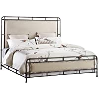 Hooker Furniture Studio 7H Slumbr King Metal Upholstered Bed