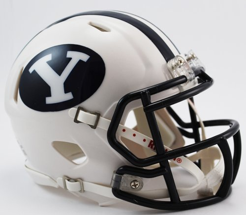 NCAA Brigham Young Cougars Speed Mini Helmet