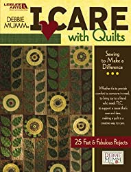 Debbie Mumm's I Care with Quilts (Leisure Arts #4736)