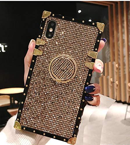 Funda Para Samsung Galaxy A20 / A30 Glitter Con Pie SelliPhone [7tqs6fcp]