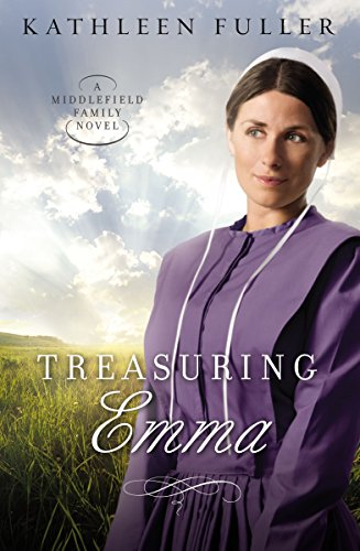 Treasuring Emma (A Middlefield Family Novel Book 1) cover