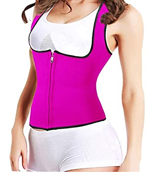 waist cincher costume corset body shaper shapewear tank firm control body suits for women tummy sexy for woman mom curves hourglass waist health care lumbar back support rebuilding (3XL, Rosy)
