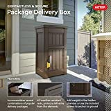 Keter Delivery Box for Porch with Lockable Secure