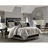 guiliana comforter set king by j queen new york