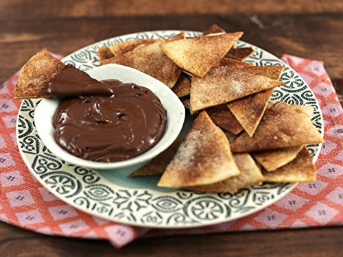 Hawaij Spiced Nachos With Chocolate Dipping Sauce for sale  Delivered anywhere in USA