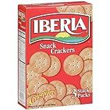 Iberia Snack Crackers, 12 oz