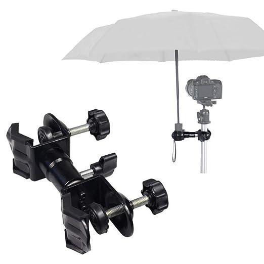 Soporte de parasol para cámara, ampliable para cámara réflex ...