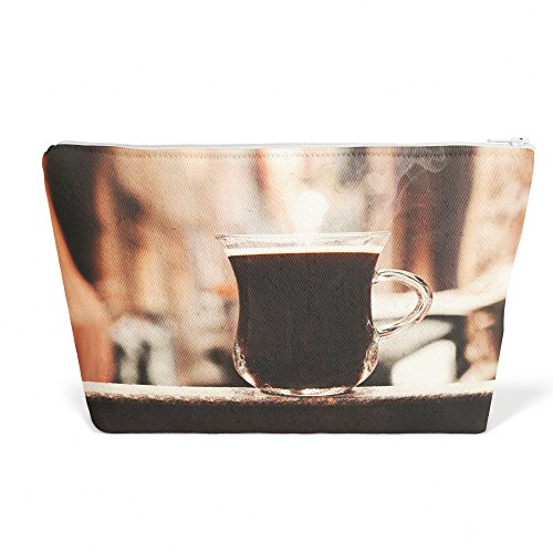 Liqueur Irish (Westlake Art - Caffeine Cup - Pen Pencil Marker Accessory Case - Picture Photography Office School Pouch Holder Storage Organizer - 13x9 inch (1856D))