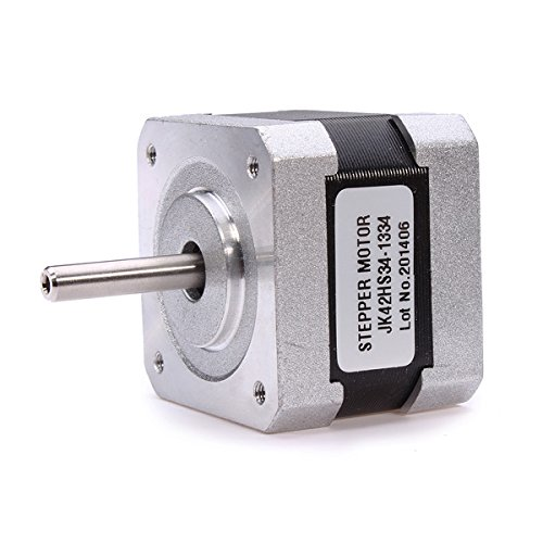 LEEPRA JKM NEMA17 Hybrid Stepper Motor 2 Phase 1.8 For CNC Router by LEEPRA (Image #5)