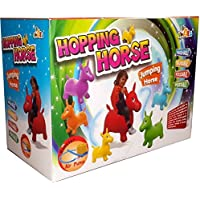 ZeeTeck Hopping Horse With Pump For Kids