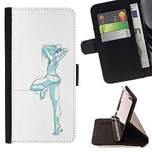 - Queen Pattern FOR Samsung Galaxy S5 Mini, SM-G800 /La identificaci????n del cr????dito ranuras para tarjetas tir????n de la caja Cartera de cuero cubie - sexy lingerie fashion d