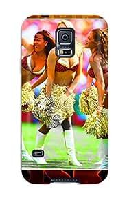 Premium Durable Washingtonedskins Fashion Tpu Galaxy S5 Protective Case Cover