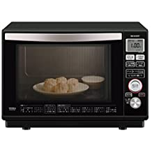 Sharp superheated steam oven 23L Black RE-SS8C-B