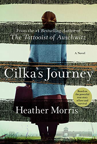 Book cover from Cilkas Journey by Heather Morris
