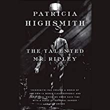 The Talented Mr. Ripley Audiobook by Patricia Highsmith Narrated by Kevin Kenerly