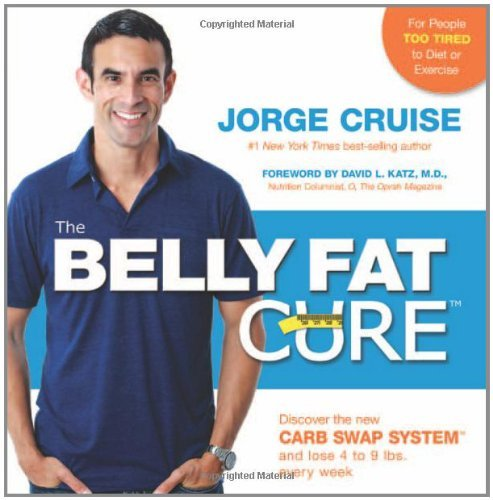 Jorge Cruise Belly Discover System product image