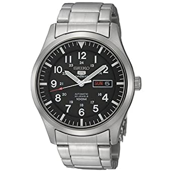 37861bd462 [セイコー] SEIKO 5 スポーツ 腕時計 自動巻き メカニカル 海外モデル 日本製 SNZG13J1 メンズ