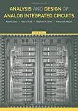 img - for Analysis and Design of Analog Integrated Circuits, 5th Edition book / textbook / text book