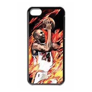 Iphone 5C Kobe Bryant Phone Back Case Custom Art Print Design Hard Shell Protection HGF038057