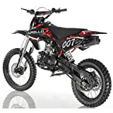 DONGFANG DB-007 125cc Manual Clutch 4 Gears Dirt Bike Kids Red