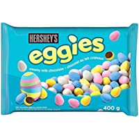 HERSHEY'S EGGIES Easter Chocolate Candy, 400 Gram